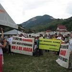 Megijedt a román kormány, hogy Verespatak a világörökség része lehet