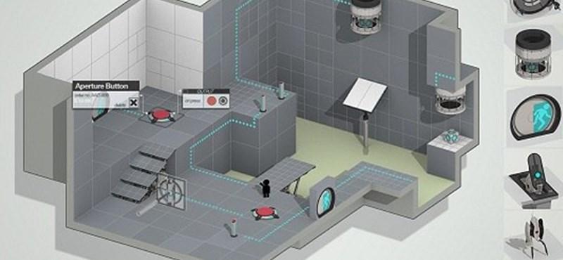 Ingyenes lesz a Portal 2 - de csak az iskolában