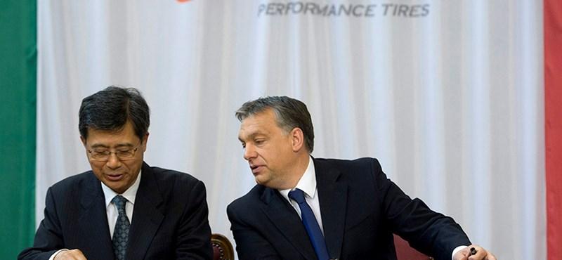 Annyira hatékony volt a kormány ukrajnai kampánya, hogy a Hankookhoz ukrán tolmács kell