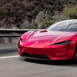 Még egy ideig csak ígéret marad a horribilis árú Tesla Roadster 2