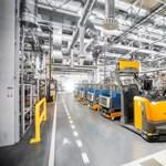 Önműködő raktárak forradalmasítják a logisztikát
