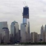 Hétfőn lehagyja az új WTC az Empire State Buildinget
