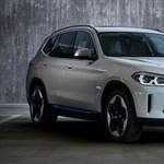 286 lóerővel és 460 km-es hatótávval érkezett meg az elektromos BMW iX3