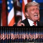 Trump: csak egy hurrikán tarthat távol az elnökjelölti vitáktól