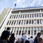 Elnémul a görög közmédia