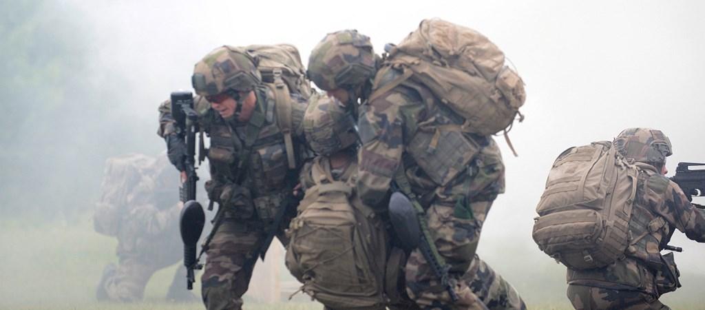 fogy a seregben
