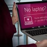 Durva összegbe, ezermilliárd forintba kerülne a laptoptilalom a repülőgépeken