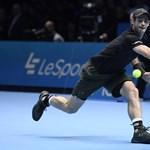 Elverte Djokovicot, világelső Andy Murray