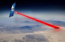 Működik az amerikai napelem, ami az űrből küldene áramot a Földre
