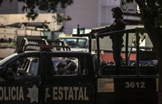 Súlyos bandaháború tört ki egy mexikói nagyvárosban