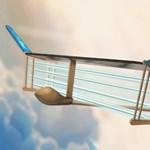 Itt a repülés új forradalma: megcsinálták az ionmeghajtású repülőgépet