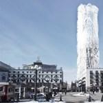 Szőrös felhőkarcolót építhetnek a svédek
