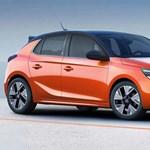 7,7 milliótól kínálják az első elektromos Opel Corsát