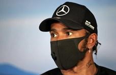 Lewis Hamilton is koronavírusos