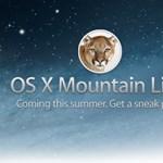 Apple frissítések: Mountain Lion, Lion, iOS alkalmazások
