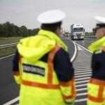 Rendőrségi razzia indul hétfőn az utakon – mutatjuk
