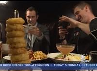 Ebben az amerikai étteremben instagramos asztalhoz is lehet helyet foglalni