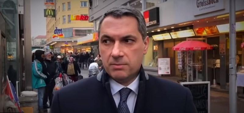 Az osztrák sajtó is Lázár bécsi migránsozós videóján csámcsog
