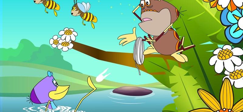 """""""Hát, ez a vízipók egy csodapók!"""" – jövő héttől mozikban a legendás rajzfilm"""