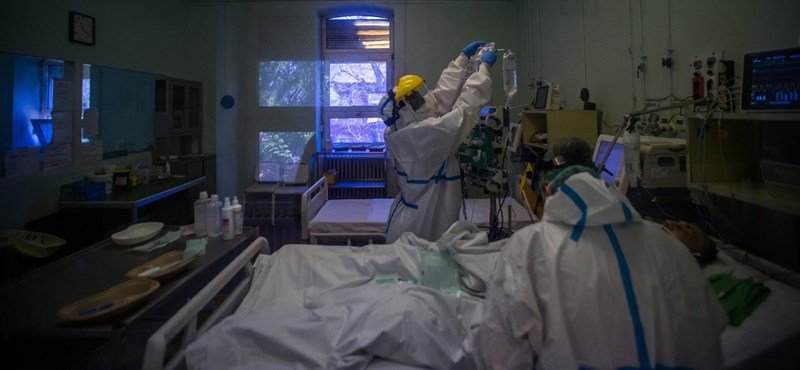 Kilenc új fertőzött van, egy idős beteg meghalt