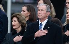 George W. Bush: Ideje megvizsgálnunk a tragikus hibáinkat