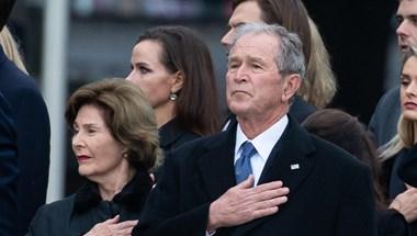 G. W. Bush: A migránsok mindig is értéket jelentettek Amerikának