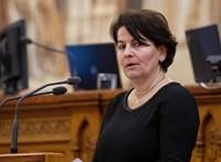 Varga-Damm Andrea is kilép a Jobbik-frakcióból