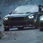 Egy Lamborghini és egy Mustang hozta össze az év driftvideóját