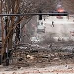 Robbanás történt Nashville-ben, a rendőrség szerint szándékos volt
