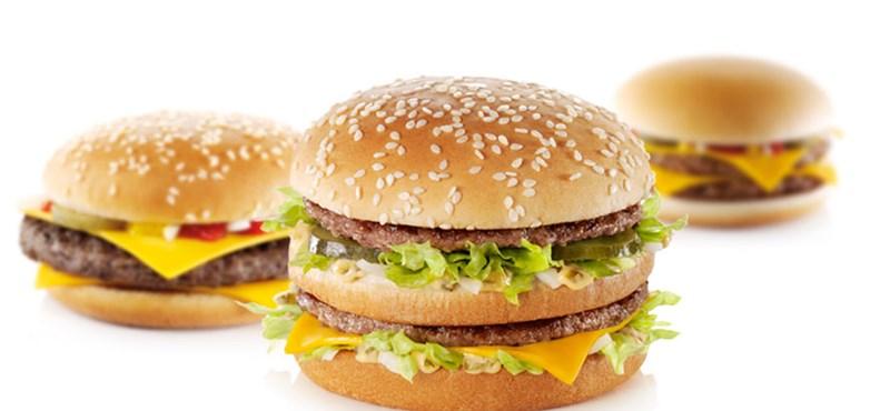 A McDonald's Magyarországon is megkezdi a házhoz szállítást
