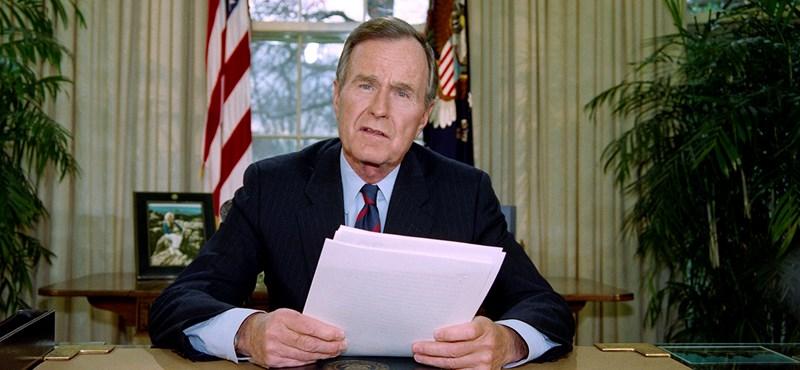Elment az elnök, aki pont akkor volt jó helyen, amikor szükség volt rá
