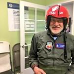 Buzz Aldrin megjárta a Holdat, és 87 évesen sem bír leállni