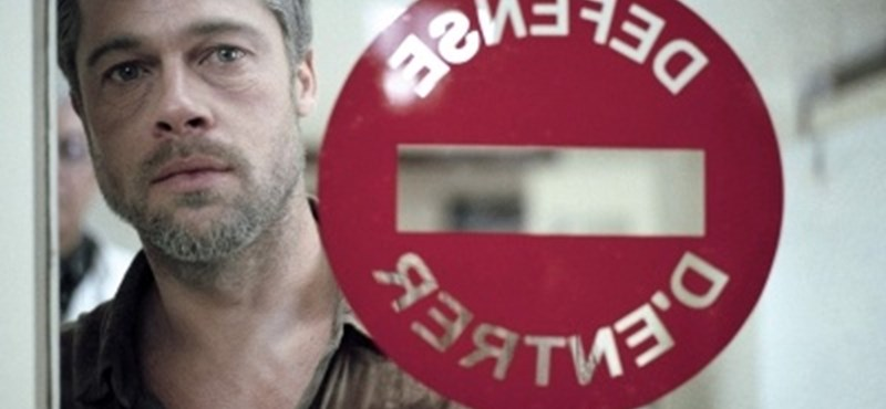 Titkos képek Brad Pitt amerikai villájáról