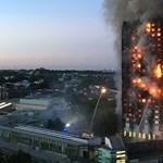 Londoni tűzvész: a biztosítók is előre látták a veszélyt