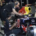 Forma-1 Brazil Nagydíj: Webber nyerte az első szabadedzést