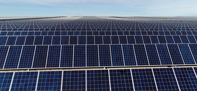 Hihetetlen méretű naperőműről álmodnak a szaúdiak