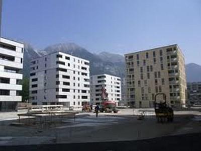 Lodenareal, O3 – Innsbruck legnagyobb passzívház-projektjei