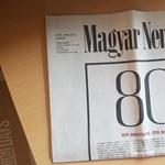 Csütörtök óta nem jön be a Magyar Nemzet oldala [frissítve]