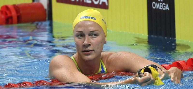 """""""Nem volt okos úszás"""" – vallott az első budapesti világrekorder"""