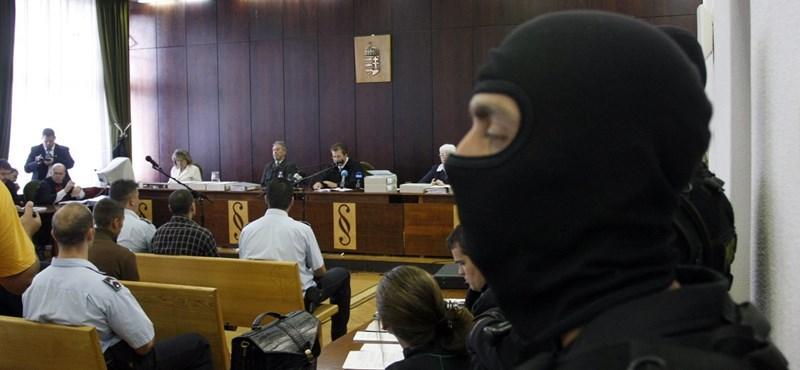 Nem kerülhet ki a börtönből az olaszliszkai lincselés harmadrendű vádlottja