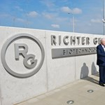100 forint osztalékot fizet részvényenként a Richter