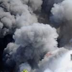 Robbanás és tűz az ingolstadti olajfinomítóban, még nem tudni, mi okozta