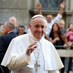 A pápa lett az év embere