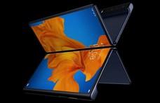 Itt a Huawei új mobilja, az egymillió forintos Mate Xs