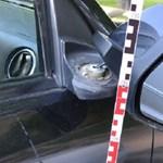 Kábítószeres tinédzserek rongáltak meg autókat Tatabányán
