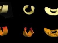 Elkészült a tészta, ami főzéskor teljesen más alakot vesz fel –videó