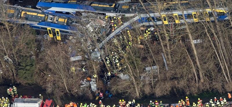 Már biztos: egy forgalomirányító a felelős a bajor vonatkatasztrófáért