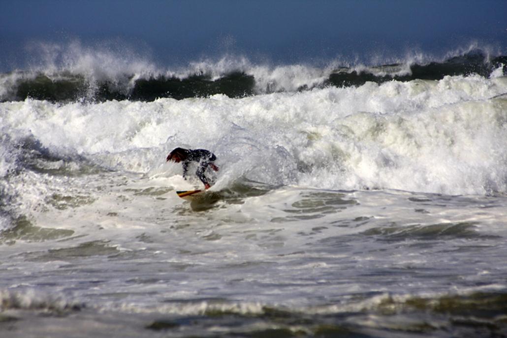 Sidi Ifni, a szörfparadicsom.