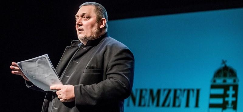 Szégyenletesnek nevezte a zaklatási ügyeket a Vidnyánszky-féle Magyar Teátrumi Társaság