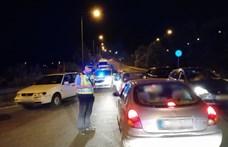 A rendőrségnek is elege lett az illegális gyorsulási versenyekből